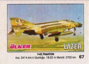 67 F-4C PHANTOM